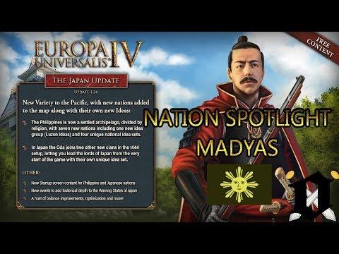 EU4: Cradle of Civilization - Nation Spotlight: Madyas |