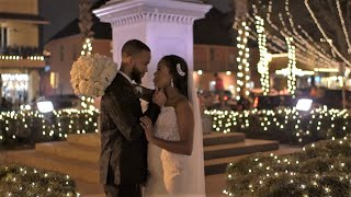Briana & Travis Get Married at The Treasury