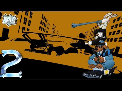 Sam & Max Season 1 Episode 2: Situation Comedy Part 2