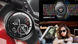 lEMFO LES 2 - 3G Smartwatch Telfono con Sensor de Ritmo Cardaco, Podmetro y Google Map Les 2