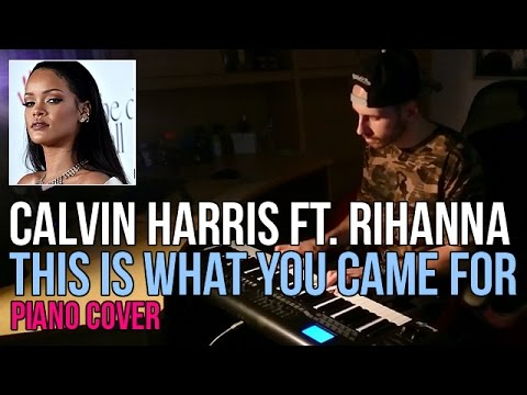calvin-harris-feat.-rihanna---this-is-what-you-came-for-(piano-cover-by-marijan)