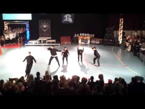 Flip Squad - Street Kidz tar brons i Hip Hop SM 2011