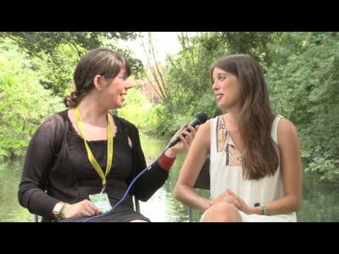 Cambridge Folk Festival 2013: Bella Hardy Interview