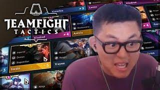 Teamfight Tactics Early Access Gameplay! | Amaz TFT