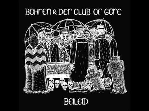 Bohren and Der Club of Gore - Catch My Heart - Ft Mike Patton [Beileid 2011]