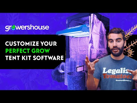 Best Indoor Grow Tent Kits - How To Setup Your Indoor Home Garden