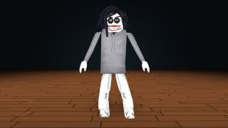 HOW TO BE JEFF THE KILLER IN ROBLOXIAN HIGHSCHOOL!!