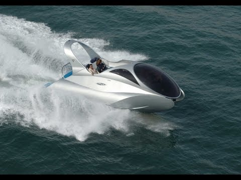 Aluminum Twin Diesel 28' speed boat