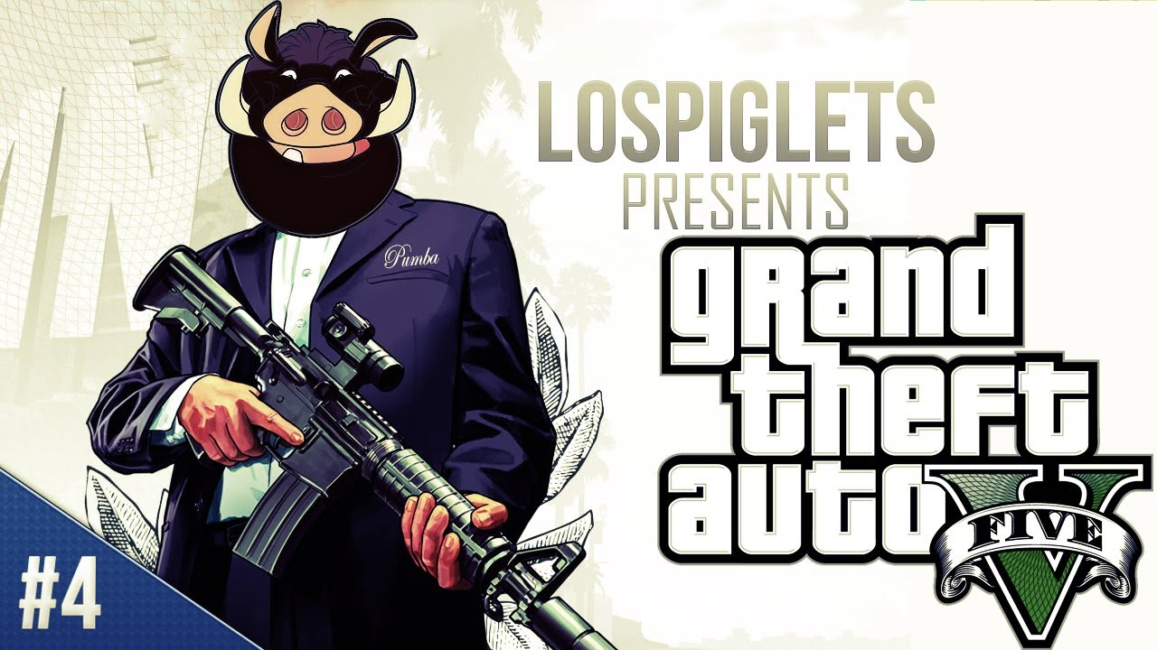 Gta 5 Online Piglets Wiring Diagrams Details For Painless 80512 Heavy Duty Toggle Switch On Off Los Vs Ultimate Sidemen Crew Tdm Rh Youtube Com