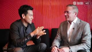 Eddie Peng interview [Eng] , Unbeatable (激戰)