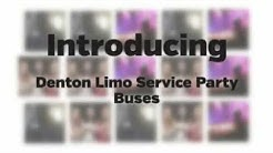 Denton Party Bus Rental
