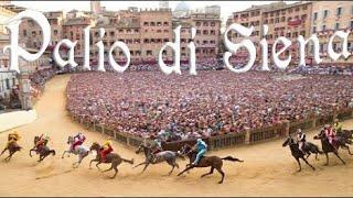 Palio di Siena, Siena, Tuscany, Italy, Europe