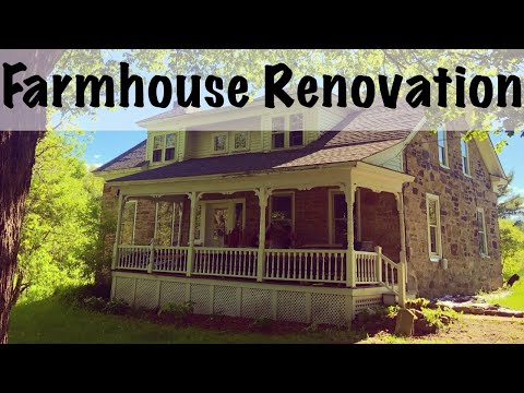 Farmhouse Renovation | Update | Ep. 143
