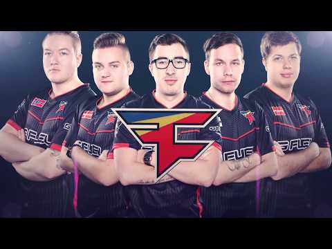 Welcome FaZe to IEM Oakland 2017