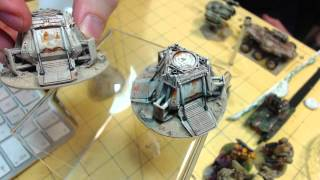ClearHorizon Miniatures Drop Pod
