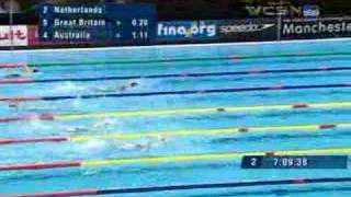 The Netherlands Break a World Record in Swimming