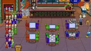 Diner Dash 2 - Level 18