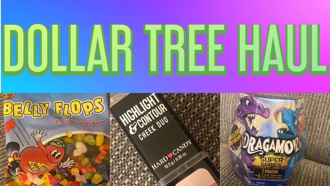 DOLLAR TREE HAUL!! Uploaded 7/9/20