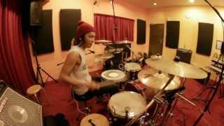 MDA - Peakay Farhan - Pierce The Veil - The First Punch (Drum Cover)