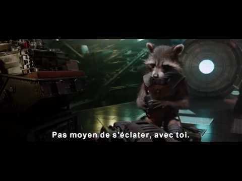 Les Gardiens de la Galaxie - Bande-annonce VOST - Marvel Officiel | HD streaming vf