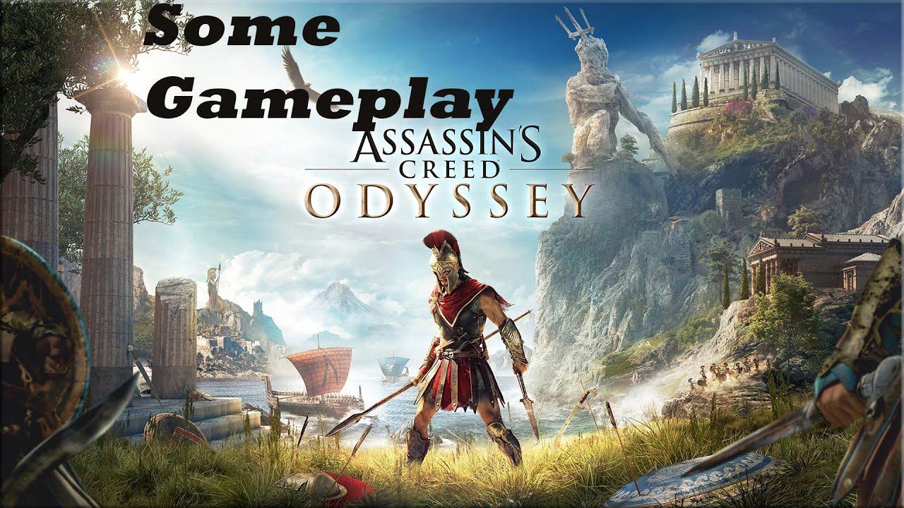 AC Odyssey Walkthrough part 1 - YouTube