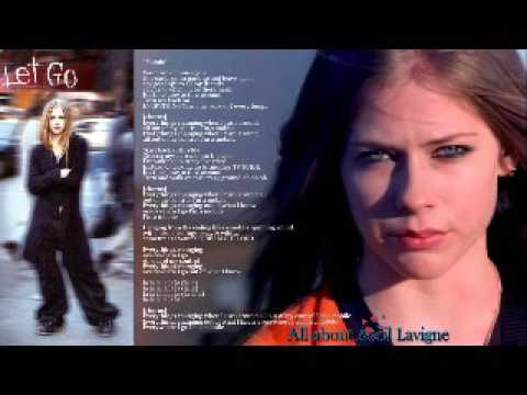 Avril Lavigne - Let Go [FULL ALBUM] [High Quality]