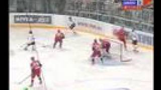Superseries 2007 Russia - Canada 2:4 Game1