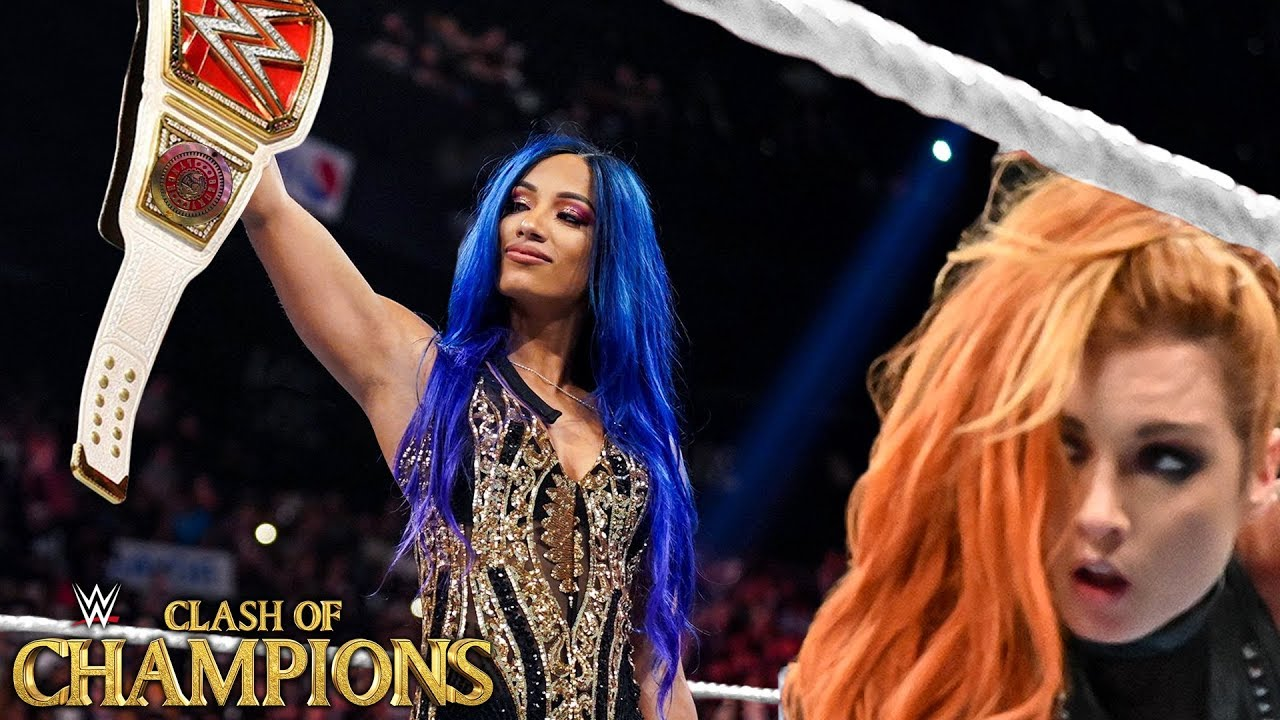 All Winners & Losers For WWE Clash Of Champions 2019 (Wrestlelamia  Predictions)