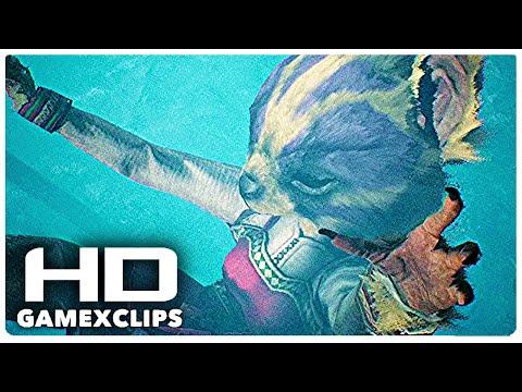 BIOMUTANT Mother Death Cutscene | Game CLIP [HD] |