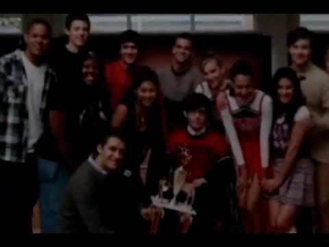 Glee - My Love Is Your Love .avi