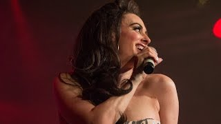 "Lesli Margherita- ""Why Don't You Love Me"" at BROADWAY SINGS BEYONCE"