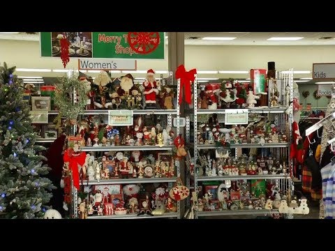 "Popular ""Merry Thriftmas"" shop opens inside Arc's Value Village stores"