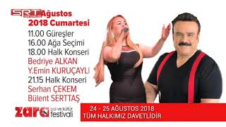 18.ZARA BAL VE KÜLTÜR FESTİVALİ