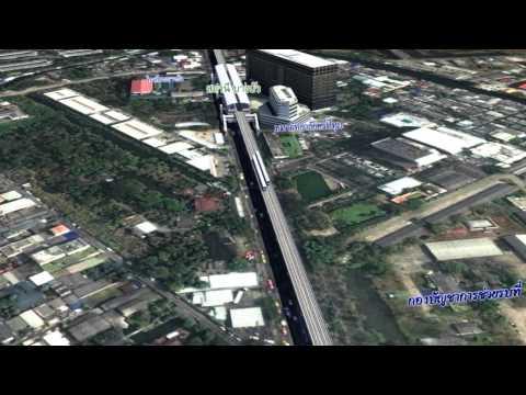 โครงการรถไฟฟ้าสายสีเขียว หมอชิต-สะพานใหม่-คูคต(3กย58)