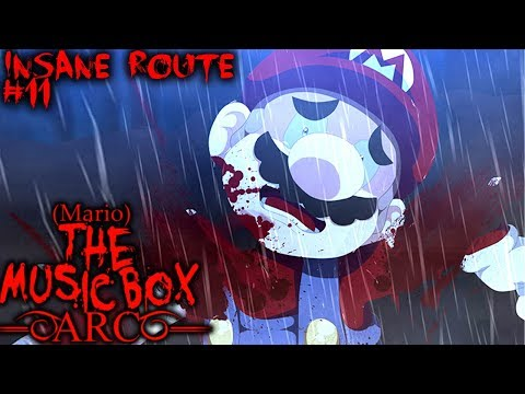 MARIO THE MUSIC BOX - ARC - Part 11 - THIS NIGHTMARE NEVER ENDS! [Insane Route]