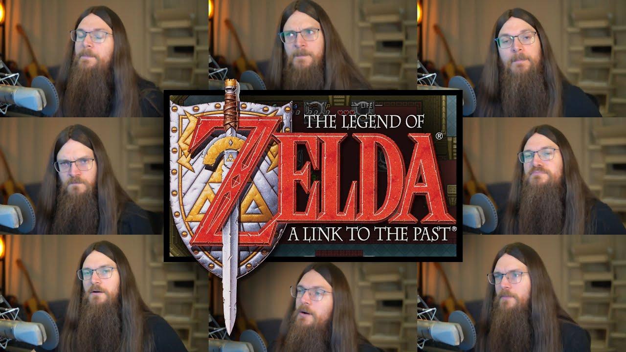 Zelda: A Link to the Past - Hyrule Castle Acapella