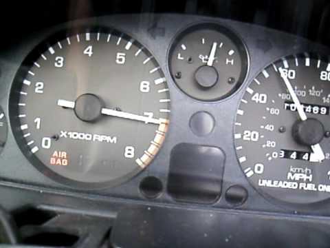 Stock Mazda Miata 0-60