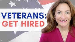 How To Get Hired As A Veteran