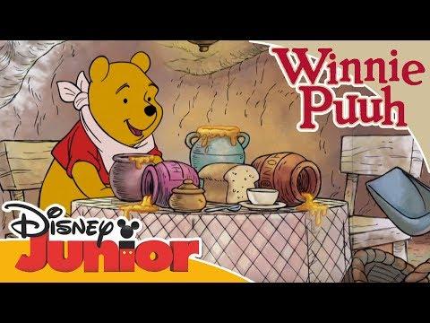 Winnie Puuh - Zu zweit ist es doch viel schöner - auf DISNEY JUNIOR from YouTube · Duration:  41 seconds