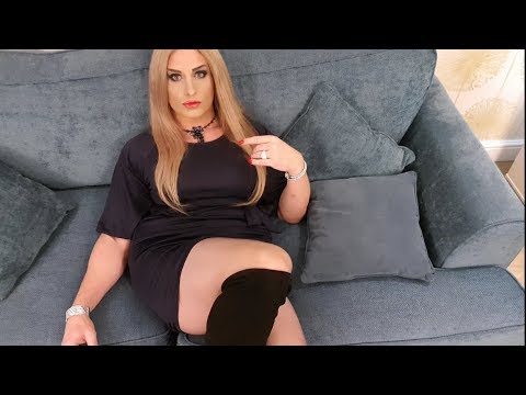 Crossdresser in matching set from YouTube · Duration:  1 minutes 13 seconds