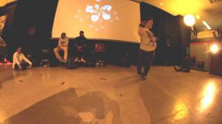 Midtown Throwdown Vol. 2 | SHORTEE ROC - All Styles (Judge Demo) | Detroit, MI