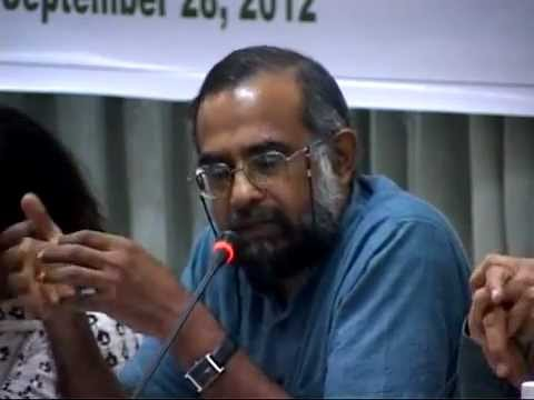 Panel discussion: Biodiversity, livelihoods and ecological sustainability - 2012 Part III