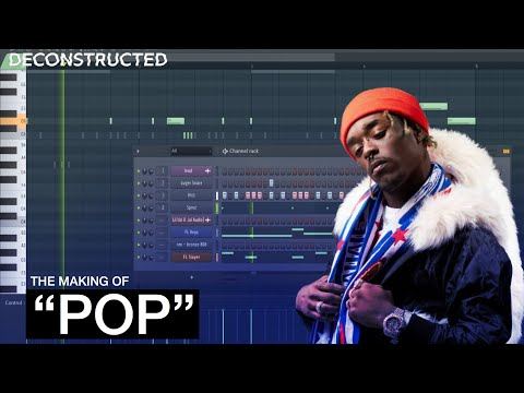"""How Lil Uzi Vert's Song """"POP"""" Was Made In 5 Minutes Lil Uzi POP Official Instrumental"""
