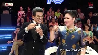 Lại Văn Sâm cùng dàn nghệ sĩ thưởng thức cà phê xưa tại Ký Ức Vui Vẻ - Mùa 2