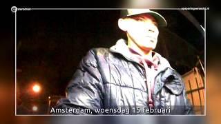 Amsterdam: Inbraak Tichelstraat