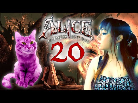 Tea-Time of DEATH | Alice: Madness Returns | 20