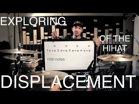 Drum Lesson: Exploring Displacement with Brandon Scott