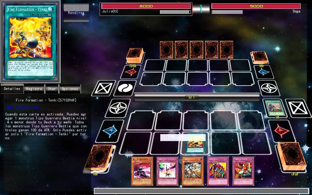 YGOPro Skin YuGiOh Ds Tag Force YouTube - Skin para minecraft de yugioh