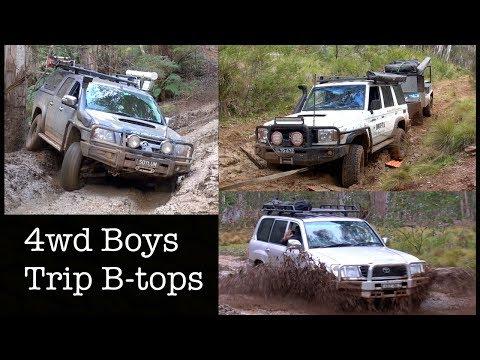 4wd Boys Trip - Barrington Tops 2017