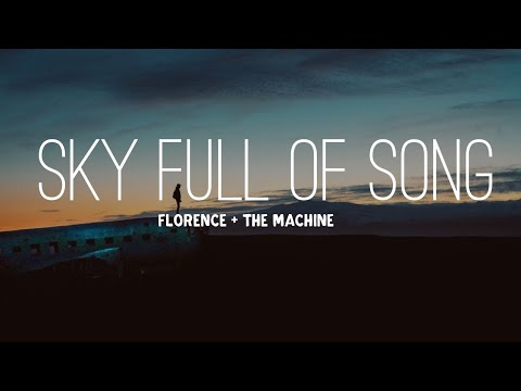 Cover Lagu Florence + The Machine - Sky Full Of Song (Lyrics) STAFABAND
